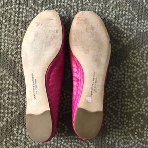 Vera Wang Lavender Label Shoes - 🥿Vera Wang Lavender leather flats